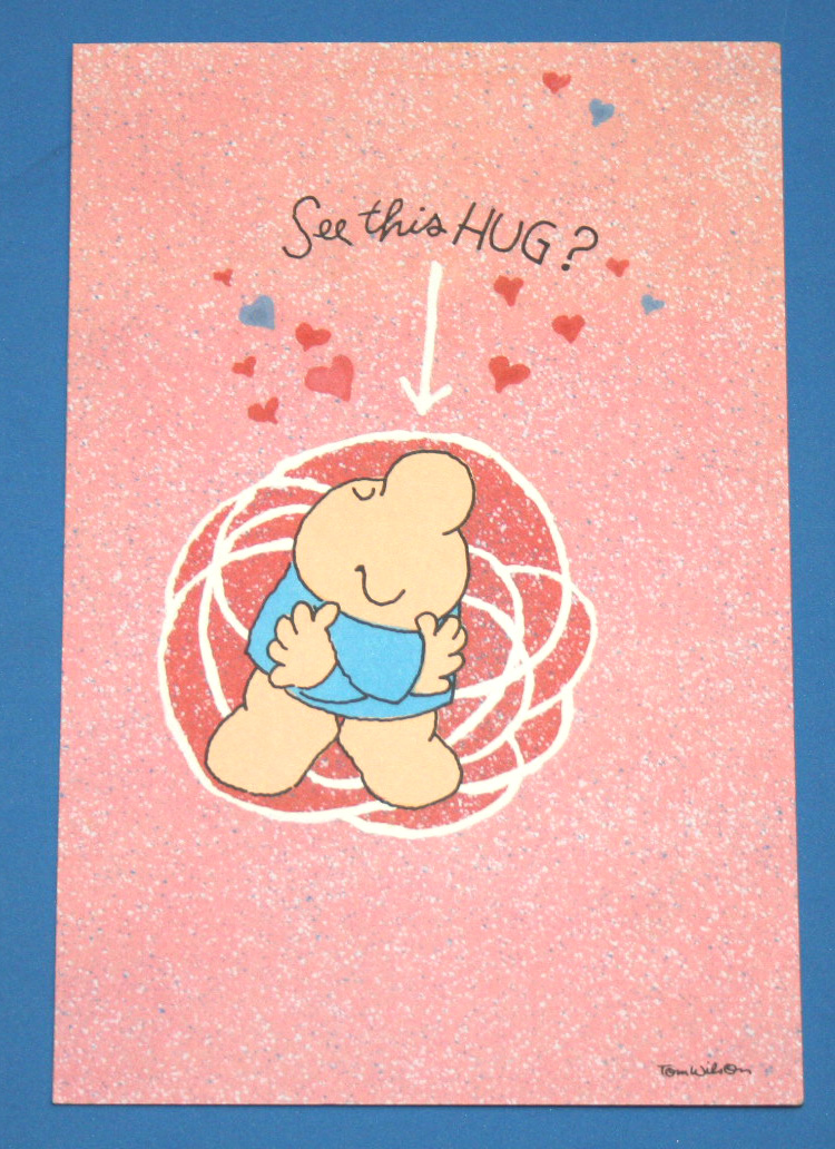 1989 carlton cards american greetings ziggy greeting card view full size m4hsunfo